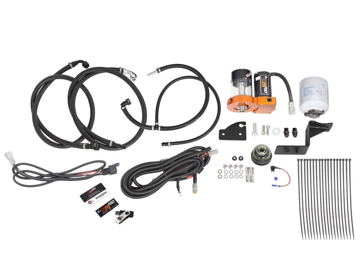 Afe Filters 42 13051 Dfs780 Fuel Pump Full Time Operation