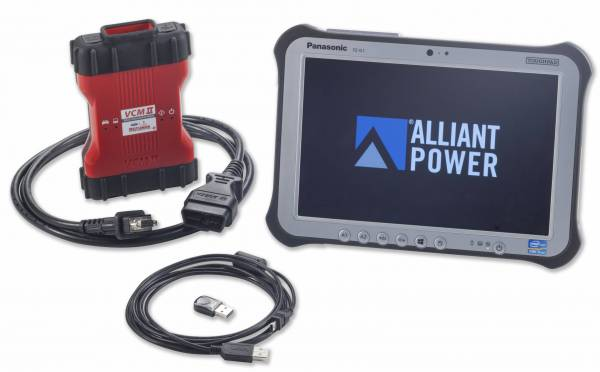 Alliant Power - Alliant Power AP0102 Diagnostic Tool Kit CF-54 - Ford