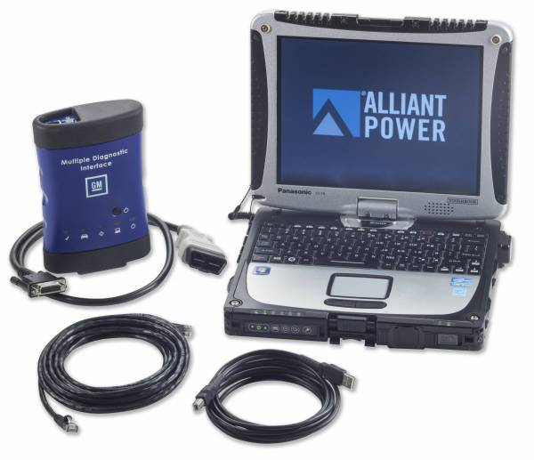 Alliant Power - Alliant Power AP0106 Diagnostic Tool Kit Dell - GM