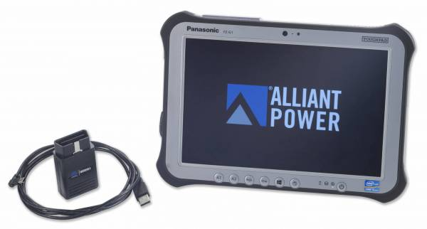 Alliant Power - Alliant Power AP0108 Diagnostic Tool Kit CF-54 - 2006 and later Chrysler