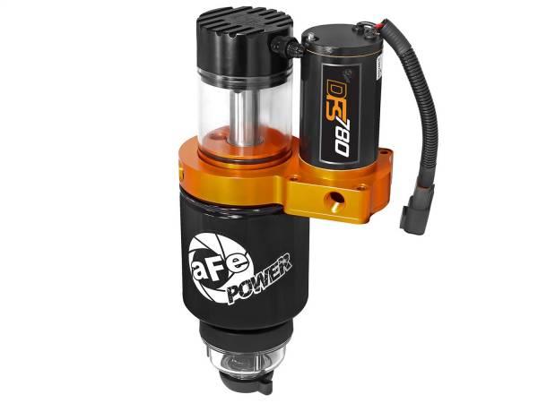 aFe Power - AFE Filters 42-12032 DFS780 Fuel Pump (Boost Activated) Dodge/RAM Diesel Trucks 05-10 L6-5.9L/6.7L (td)