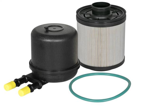 aFe Power - AFE Filters 44-FF014 PRO GUARD D2 Fuel Filter Ford Diesel Trucks 11-17 V8-6.7L (td)