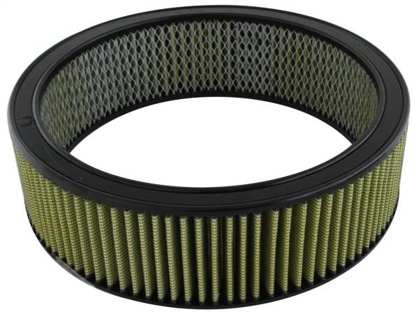 aFe Power - AFE Filters 71-20013 Magnum FLOW PRO GUARD7 OE Replacement Air Filter (14 IN OD x 12 IN ID x 4 IN H w/Expanded Metal Structure)