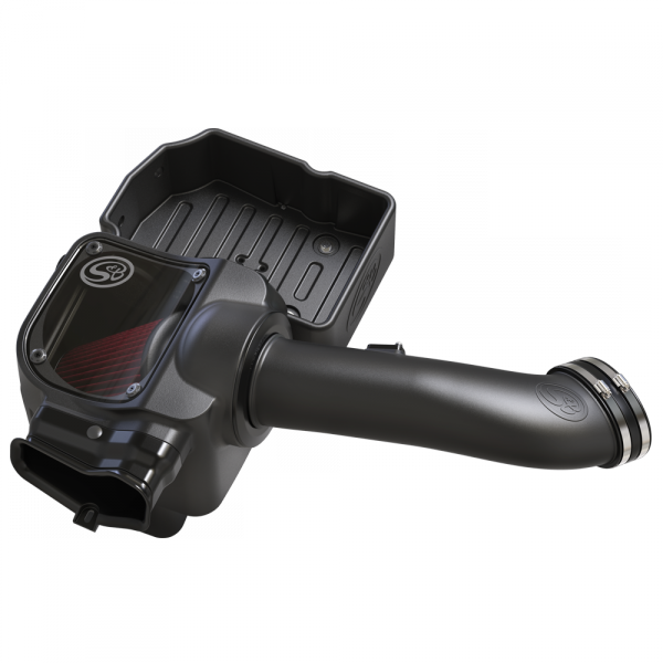S&B Intakes - S&B COLD AIR INTAKE FOR 2017-2018 FORD POWERSTROKE 6.7L