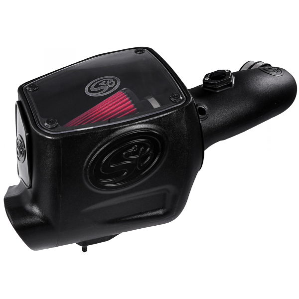 S&B Intakes - S&B COLD AIR INTAKE FOR 2008-2010 FORD POWERSTROKE 6.4L