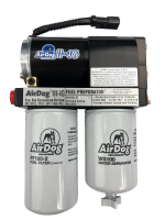 PureFlow AirDog - AirDog II-4G,  DF-100-4G 1998.5 - 2004 Dodge Cummins WITH In-Tank Fuel Pump