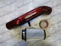 "Air Intakes & Accessories - Air Intakes - Wehrli Custom Fabrication - Wehrli Custom Fabrication LB7 4"" Intake Kit Stage 2"