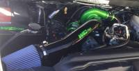 """Air Intakes & Accessories - Air Intakes - Wehrli Custom Fabrication - Wehrli Custom Fabrication S300 Single 4"""" Intake Kit '11-16"""