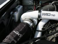 2007.5-2010 GM 6.6L LMM Duramax - Cooling System - Wehrli Custom Fabrication - Wehrli Custom Fabrication Twin Turbo Coolant Tank Kit LMM