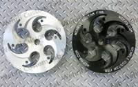 Fuel System & Components - Fuel System Parts - Wehrli Custom Fabrication - Wehrli Custom Fabrication Duramax Billet CP3 Pulley (Shallow Offset)