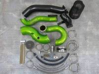 Turbo Chargers & Components - Turbo Charger Kits - Wehrli Custom Fabrication - Wehrli Custom Fabrication S400/S300 Twin Kit '03-07 5.9 Cummins