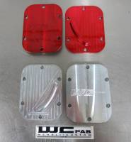 Steering And Suspension - Differential Covers - Wehrli Custom Fabrication - Wehrli Custom Fabrication Allison Billet PTO Cover Set C3 Oiler