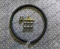 Fuel System & Components - Fuel System Parts - Wehrli Custom Fabrication - Wehrli Custom Fabrication LB7 Fuel Pressure Relief Valve Block Off Kit