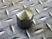 Fuel System & Components - Fuel System Parts - Wehrli Custom Fabrication - Wehrli Custom Fabrication Stainless CP3 Nut
