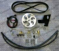 Fuel System & Components - Fuel System Parts - Wehrli Custom Fabrication - Wehrli Custom Fabrication Twin CP3 Kit LLY Duramax