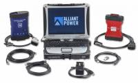 1994-1997 Ford 7.3L Powerstroke - Tools - Alliant Power - Alliant Power AP0101 Diagnostic Tool Kit Dell - Ford, GM, 2006 and later Chrysler