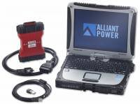 2008-2010 Ford 6.4L Powerstroke - Tools - Alliant Power - Alliant Power AP0103 Diagnostic Tool Kit Dell - Ford