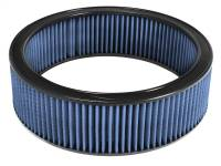 Air Intakes & Accessories - Air Filters - aFe Power - AFE Filters 10-10013 Magnum FLOW PRO 5R Round Racing Air Filter (14 IN OD x 12 IN ID x 4 IN H)
