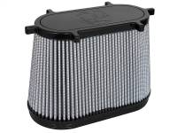 Air Intakes & Accessories - Air Filters - aFe Power - AFE Filters 11-10107 Magnum FLOW PRO DRY S OE Replacement Filter Ford Diesel Trucks 08-10 V8-6.4L (td)