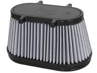 Air Intakes & Accessories - Air Filters - aFe Power - AFE Filters 11-10109 Magnum FLOW PRO DRY S OE Replacement Filter GM Diesel Van Express 06-16 V8-6.6L (td)
