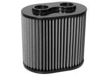 aFe Power - AFE Filters 11-10139 Magnum FLOW PRO DRY S OE Replacement Filter Ford Diesel Trucks 17-18 V8-6.7L (td)