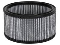 Air Intakes & Accessories - Air Filters - aFe Power - AFE Filters 11-90009 Magnum FLOW PRO DRY S Round Racing Air Filter 6 IN OD x 5 IN ID x 3-1/2 IN H