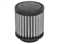 aFe Power - AFE Filters 18-01005 Magnum FLOW PRO DRY S Intake Replacement Air Filter 1 IN F x 2-1/2 IN B x 2-1/2 IN T x 2-1/8 IN H