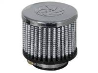 aFe Power - AFE Filters 18-01501 Magnum FLOW PRO DRY S Intake Replacement Air Filter 1-1/2 F x 3 B x 3 T(Chr) x 2-1/2 H