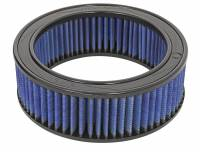 Air Intakes & Accessories - Air Filters - aFe Power - AFE Filters 18-10904 Magnum FLOW PRO 5R Round Racing Air Filter (9 IN OD x 7 IN ID x 3-1/2 IN H)