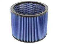 Air Intakes & Accessories - Air Filters - aFe Power - AFE Filters 18-10953 Magnum FLOW PRO 5R Round Racing Air Filter (9 IN OD x 7-1/2 IN ID x 7 IN H w/Expanded Metal Structure)