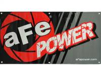 Shop By Part - Gear & Apparel - aFe Power - AFE Filters 40-10038 aFe POWER Promotional Banner; 3 x 8 ft