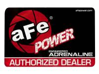Shop By Part - Gear & Apparel - aFe Power - AFE Filters 40-10080 Window Cling Decal; Medium