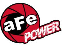 Shop By Part - Gear & Apparel - aFe Power - AFE Filters 40-10189 aFe POWER Decal; Circle