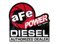 Shop By Part - Accessories - aFe Power - AFE Filters 40-10193 Promotional Stamped Metal Sign-Diesel