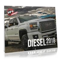 Shop By Part - Accessories - aFe Power - AFE Filters 40-10197 aFe POWER 2018 Diesel Calendar