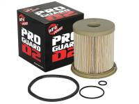 Fuel System & Components - Fuel System Parts - aFe Power - AFE Filters 44-FF004 PRO GUARD D2 Fuel Filter Dodge Diesel Trucks 97-99 L6-5.9L (td)