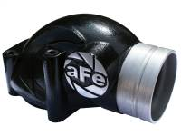 Exhaust - Exhaust Manifolds - aFe Power - AFE Filters 46-10031 BladeRunner Intake Manifold Ford Diesel Trucks 03-04 V8-6.0L (td)