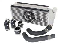Turbo Chargers & Components - Intercoolers and Pipes - aFe Power - AFE Filters 46-20132-B BladeRunner GT Series Intercooler Package w/Tubes Black RAM Diesel Trucks 13-16 L6-6.7L (td)