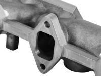 aFe Power - AFE Filters 46-40044 BladeRunner Ported Ductile Iron Exhaust Manifold Dodge Diesel Trucks 94-98 L6-5.9L (td) - Image 4