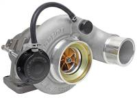 Turbo Chargers & Components - Turbo Chargers - aFe Power - AFE Filters 46-60052-1 BladeRunner GT Series Turbocharger Dodge Diesel Trucks 03-07 L6-5.9L (td)