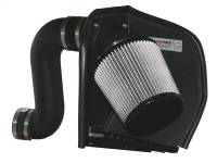 Air Intakes & Accessories - Air Intakes - aFe Power - AFE Filters 51-10412 Magnum FORCE Stage-2 PRO DRY S Cold Air Intake System Dodge Diesel Trucks 03-07 L6-5.9L (td)
