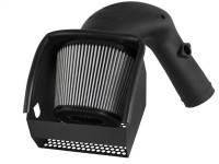 Air Intakes & Accessories - Air Intakes - aFe Power - AFE Filters 51-32412 Magnum FORCE Stage-2 Pro DRY S Cold Air Intake System RAM Diesel Trucks 13-18 L6-6.7L (td)