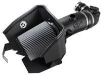 Air Intakes & Accessories - Air Intakes - aFe Power - AFE Filters 51-41262 Magnum FORCE Stage-2 PRO DRY S Cold Air Intake System Ford Diesel Trucks 08-10 V8-6.4L (td)