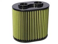 Air Intakes & Accessories - Air Filters - aFe Power - AFE Filters 71-10139 Magnum FLOW PRO GUARD7 OE Replacement Air Filter Ford Diesel Trucks 17-18 V8-6.7L (td)