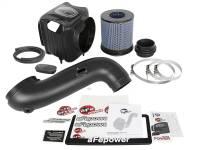 Shop By Part - Performance Bundles - aFe Power - AFE Filters 77-34002-PK SCORCHER PRO PLUS Performance Package GM Diesel Trucks 07.5-10 V8-6.6L (td) LMM