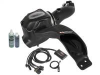 2008-2010 Ford 6.4L Powerstroke - Performance Bundles - aFe Power - AFE Filters 77-43013-PK SCORCHER HD Power Package Ford Diesel Trucks 08-10 V8-6.4L (td)