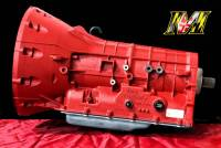 Transmission - Automatic Transmission Assembly - Maryland Performance Diesel - MPD Stage One 6R140 Transmission