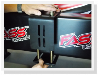 FASS Fuel Systems - FASS Fuel Systems SFB-1001 Semi Frame Bracket