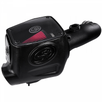 2008-2010 Ford 6.4L Powerstroke - Air Intakes & Accessories - S&B Intakes - S&B COLD AIR INTAKE FOR 2008-2010 FORD POWERSTROKE 6.4L